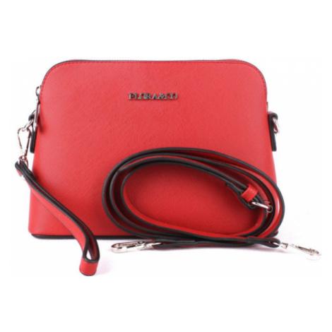 FLORA&CO crossbody kabelka malá červená F3765