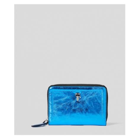 Peněženka Karl Lagerfeld K/Ikonik 3D Pin Md Fold Wt