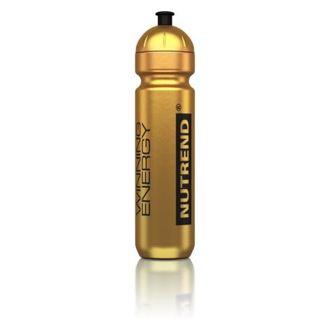 Sportovní Láhev Nutrend Bidon 1000 Ml Gold Metalic