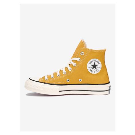 Chuck 70 Hi Tenisky Converse Žlutá
