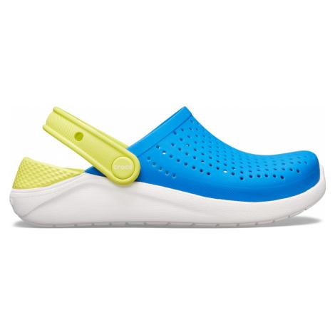 Crocs LiteRide Clog K Bright Cobalt/Citrus
