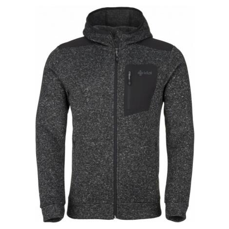 Pánský fleecový svetr KILPI Bandai-m černá