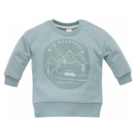 Pinokio Kids's Little Car Sweatshirt Mint