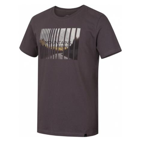Pánské tričko Hannah Sconte steel gray