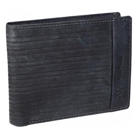 Kožená pánská peněženka Always Wild N992-BUP-1 černá