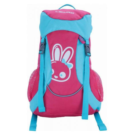 Lewro FOX 10 růžová - Dětský batoh