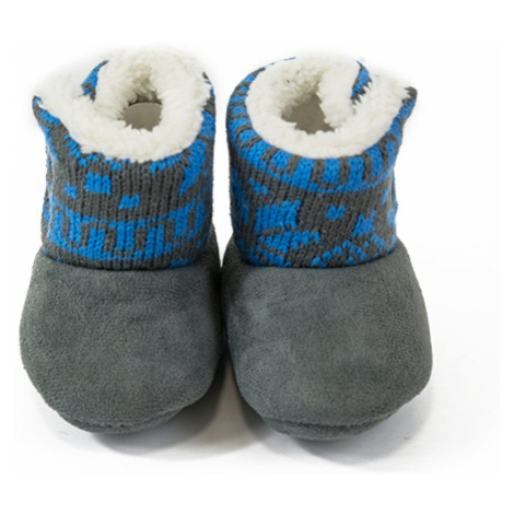 Pidilidi kojenecké capáčky zimní, Pidilidi, PD0561, modrá