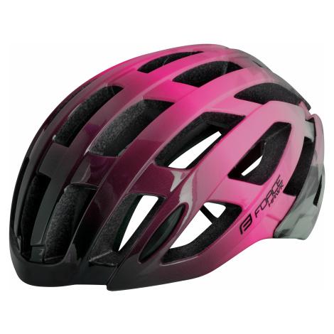 Dámská helma Force HAWK růžová