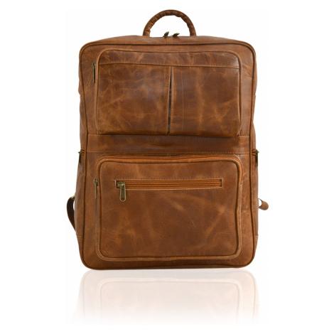 Kožený batoh Lamia
