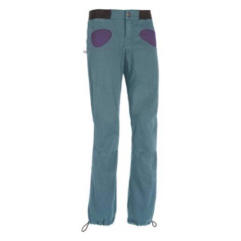 E9 kalhoty dámské Onda Story, modrá