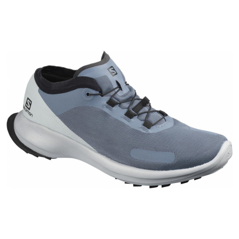 boty SENSE FEEL FLINT /PEARL BLUE/BK L40965600 SALOMON