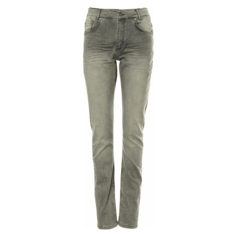 Dětské jeansy Blue Effect šedé