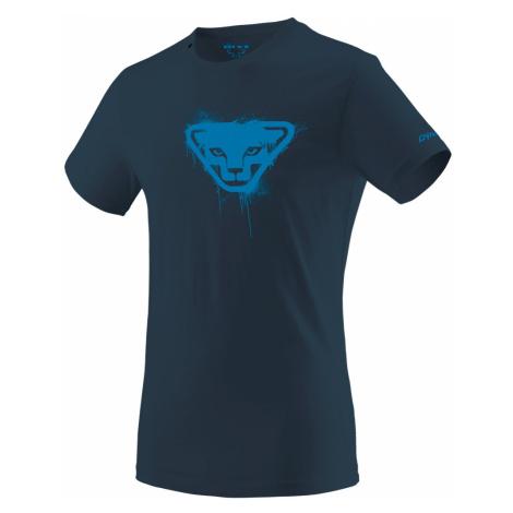 Pánské triko Dynafit Graphic Co M S/S Tee