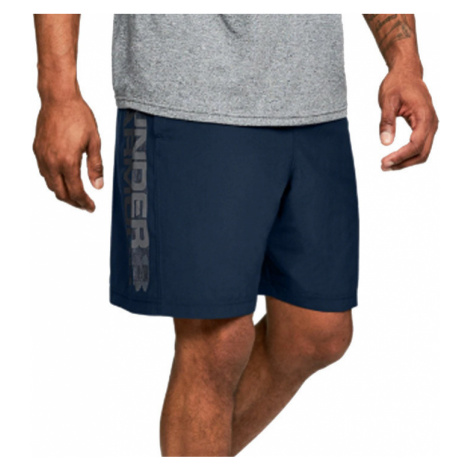 UNDER ARMOUR WOVEN GRAPHIC WORDMARK SHORTS 1320203-408