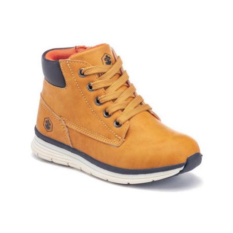 Lumberjack SB65001 003 P86 Žlutá