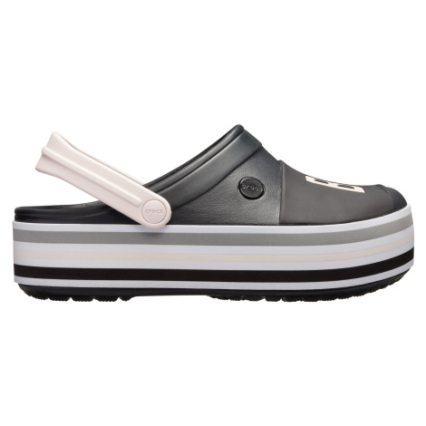 Crocs CB Platform Bold Color Clog Black