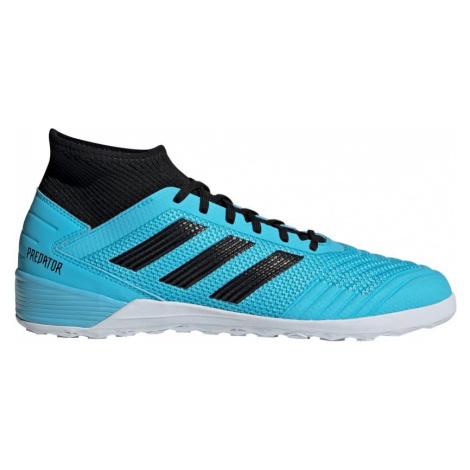 Kopačky adidas Predator 19.3 IN Modrá / Černá