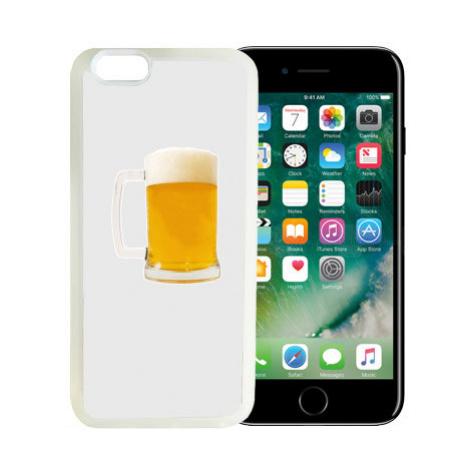 iPhone 7/8 kryt gumový soft Pivko