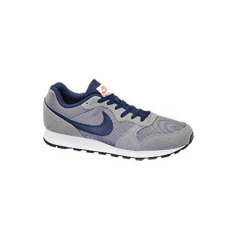 Šedé tenisky Nike Md Runner 2