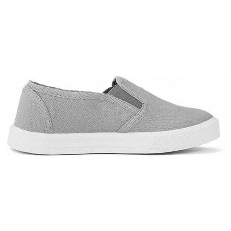 Slip-On MILAN Šedé Teen Oldcom