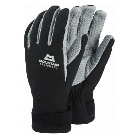 Pánské rukavice Mountain Equipment Super Alpine Glove black/titanium