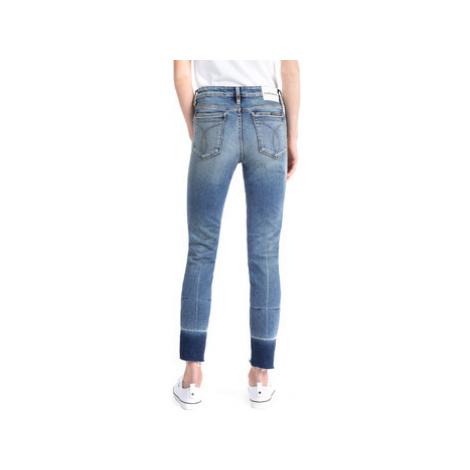 Calvin Klein Jeans J20J208060 Modrá