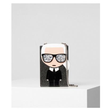 Kabelka Karl Lagerfeld K/Ikonik Karl Minaudiere