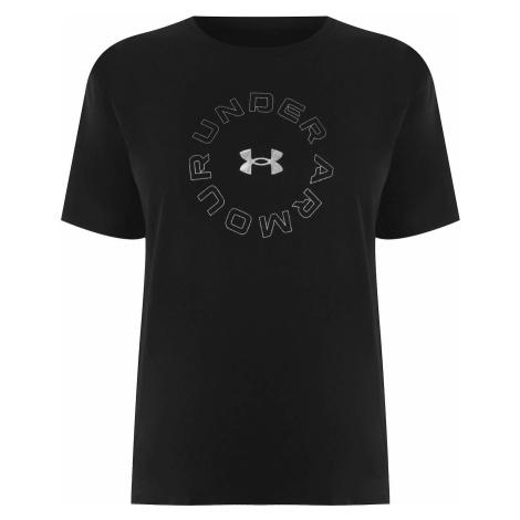 Under Armour UA Wordmark Graphic Short Sleeve