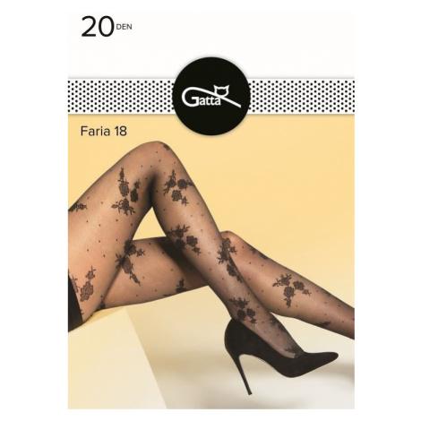 Dámské punčochové kalhoty Gatta Faria wz.18 20 den 2-4