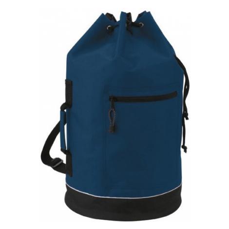 Městský barel batoh - Modrá