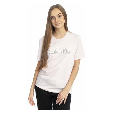 Women's T-shirt Calvin Klein pink (QS6105E-2NT)
