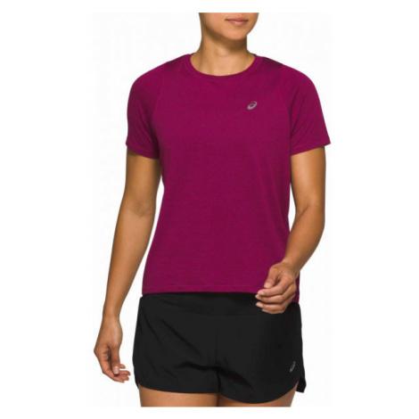 Asics TOKYO SS TOP fialová - Dámské běžecké triko
