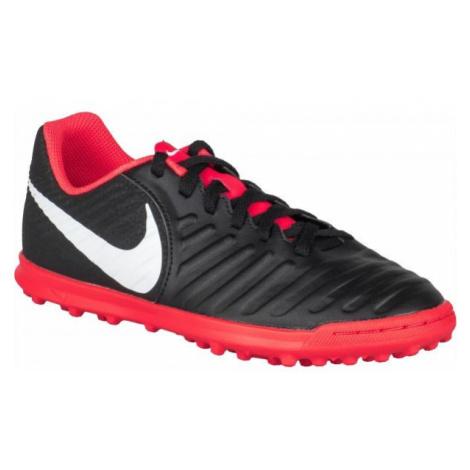Nike JR TIEMPO LEGENDX 7 TF černá - Dětské turfy