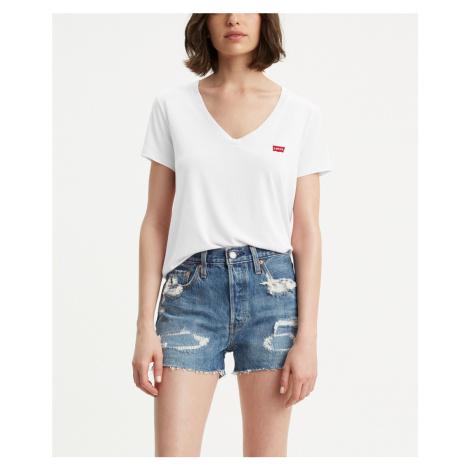 Levis dámské tričko s výstřihem a logem 85341-0002 Levi´s