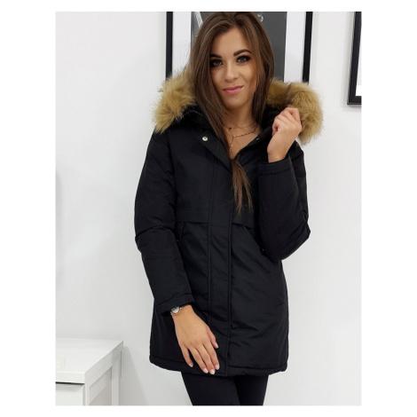 Women's parka jacket ALASKA black TY0925 DStreet