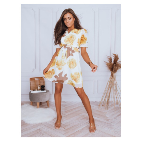 CLARIE dress white Dstreet EY1798