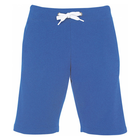 SOLS Pánské kraťasy JUNE 01175241 Royal blue SOL'S