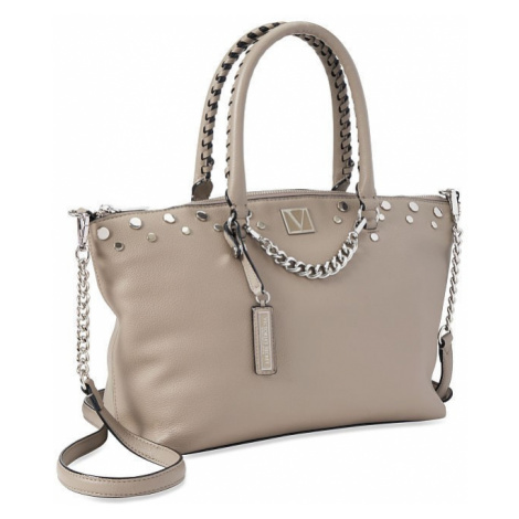 Victorias Secret luxusní šedá kabelka Slouchy Satchel Victoria's Secret
