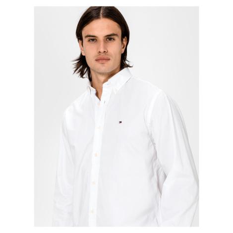 Flex Refined Oxford Košile Tommy Hilfiger Bílá