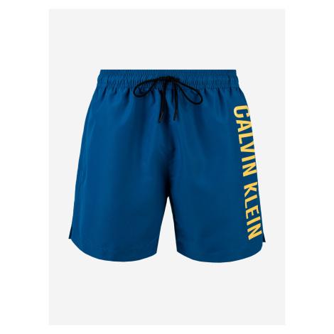 Plavky Calvin Klein Modrá