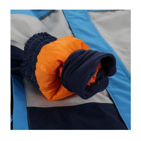 Dětská bunda Alpine Pro SARDARO 2 - modrá