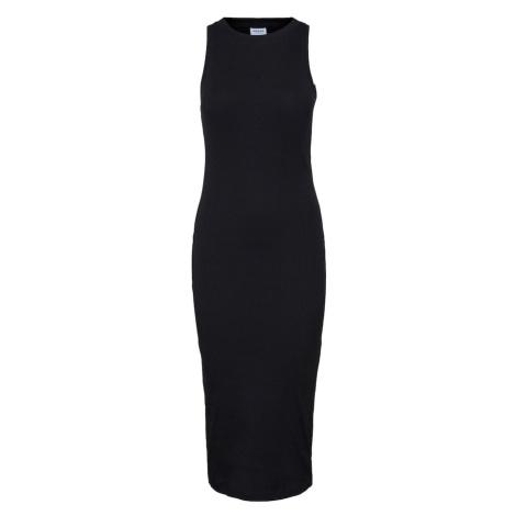 Vero Moda Tall Šaty 'LAVENDER' černá