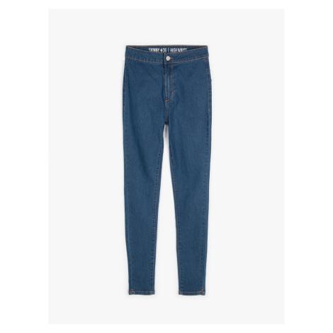 GATE Základní džíny skinny