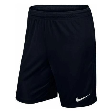 Dětské šortky Nike Park II Černá