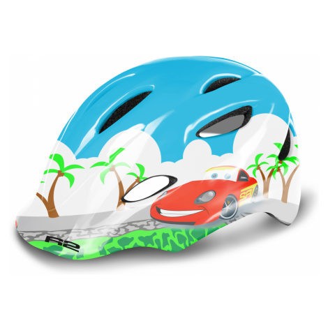 R2 DUCKY Dětská cyklistická helma ATH10W