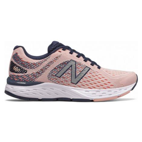 New Balance W680CT6 růžová - Dámská běžecká obuv