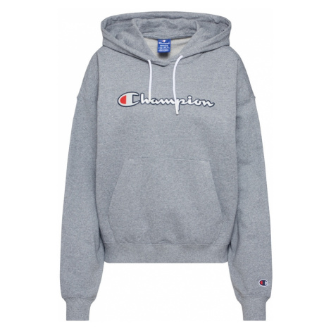 Champion Authentic Athletic Apparel Mikina šedá