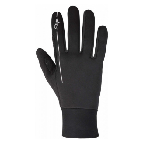 Etape DIANA WS+ černá - Dámské zateplené rukavice