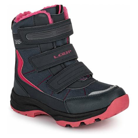 Dětské zimní boty Loap Sneeky Dětské
