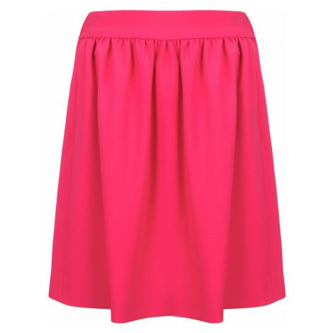 Fuchsiová sukně - MOSCHINO